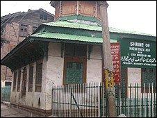 Rozabal Shrine