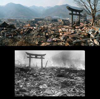 Japan Tsunami - 2011-Nagasaki