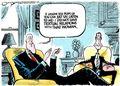 Weiner - Clinton - Ohman cartoon