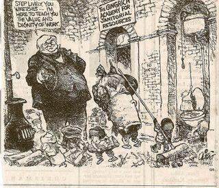 Gingrich child labor