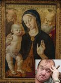 Ugly Renaissance Baby-2