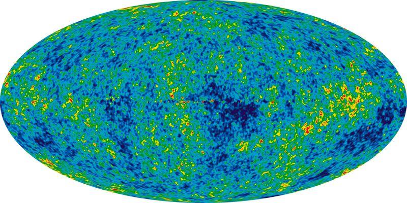 Cosmic-background-radiation-fs