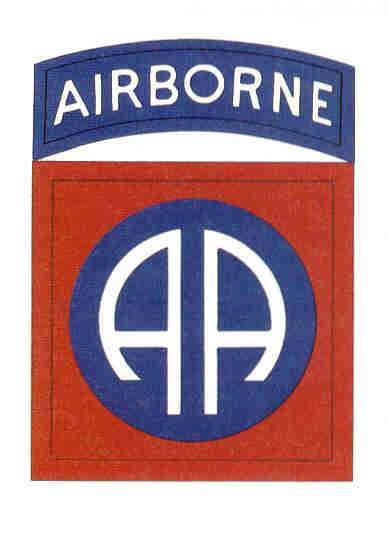 82nd insignia