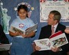 Bush_bookupsidedown